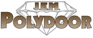 J.E.M. diamond logo