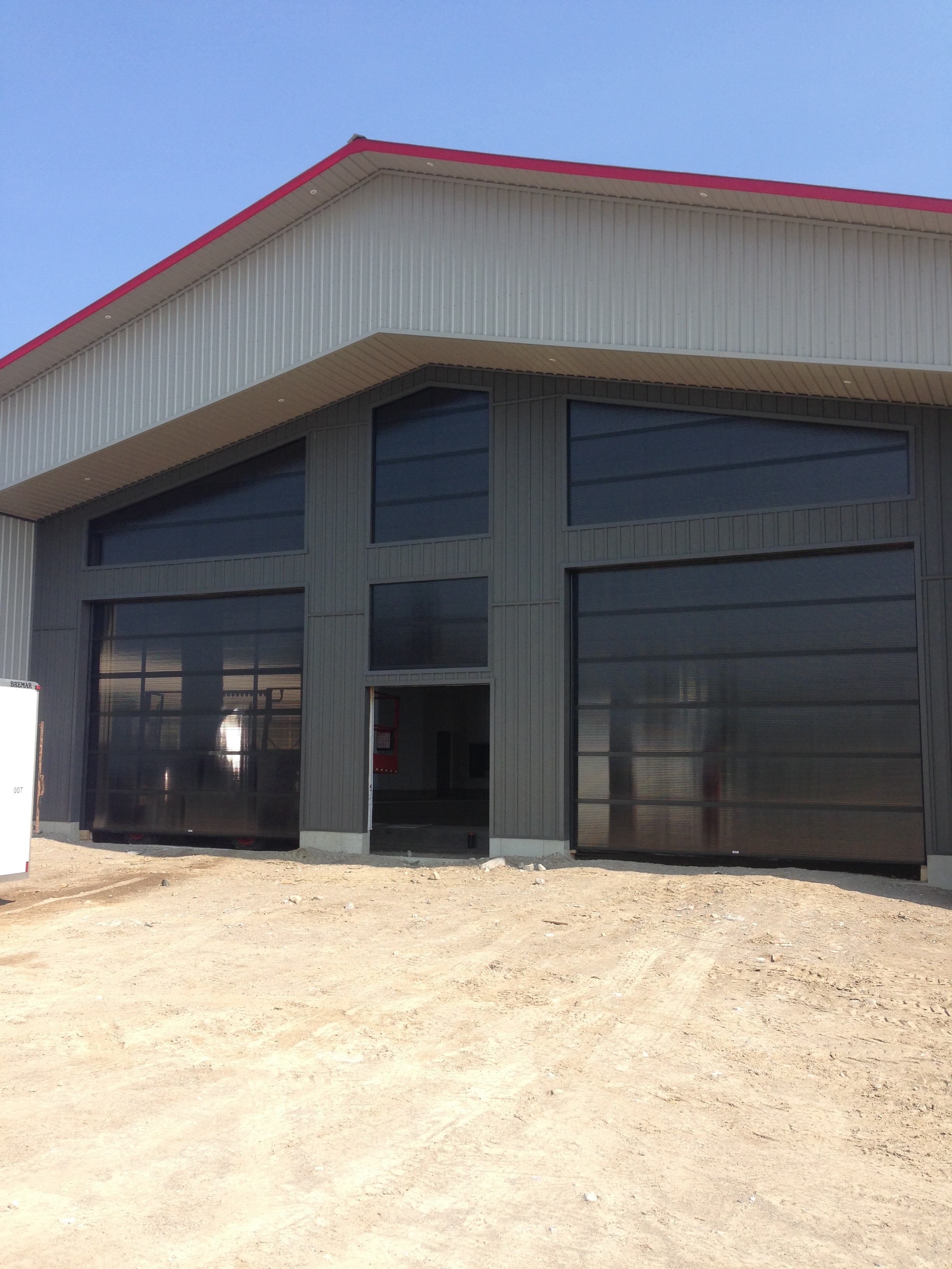 J E M Poly Door Translucent Overhead Garage Doors